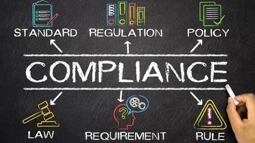 healthcare Compliance Dashboard