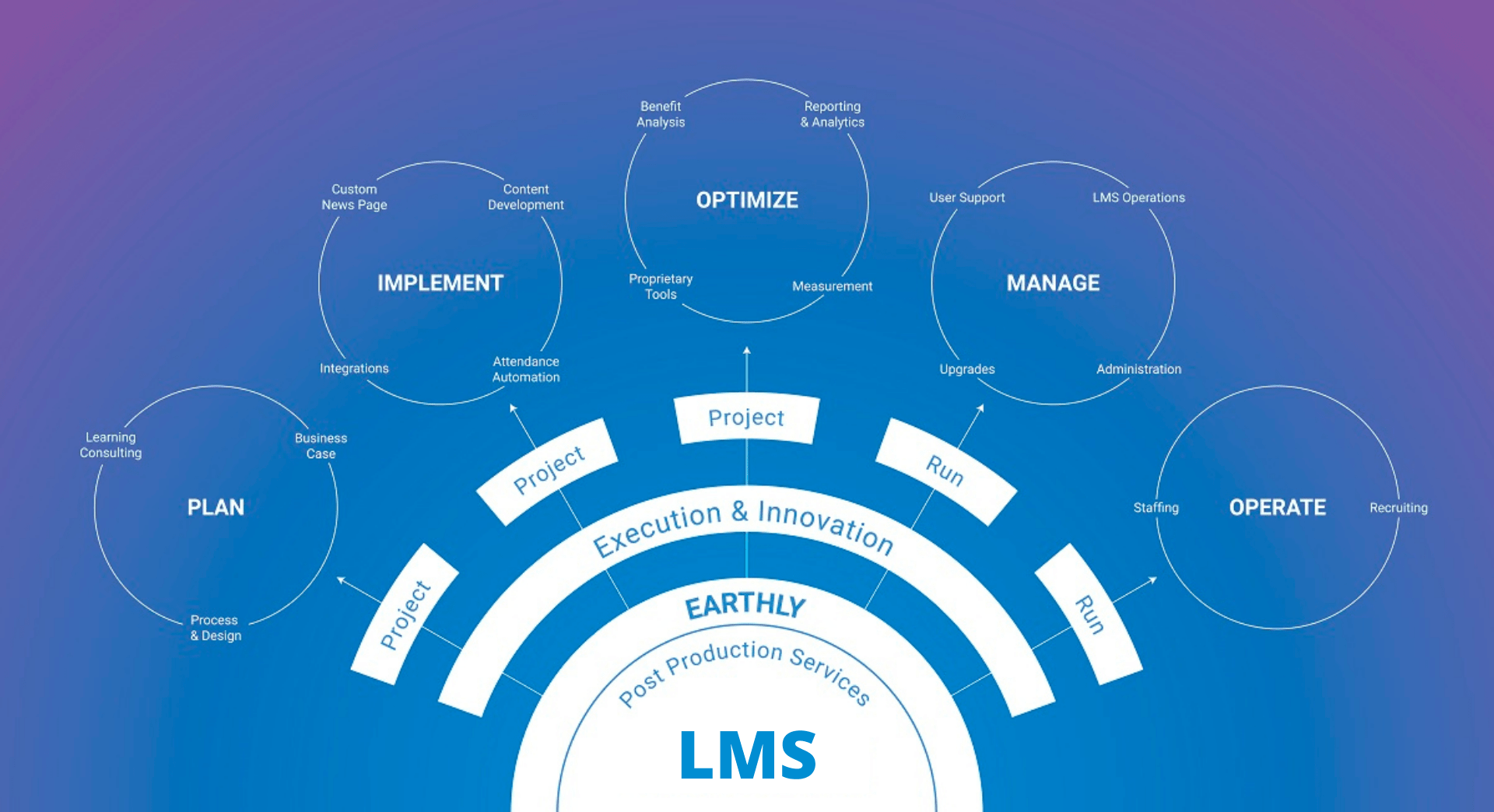 LMS professional services